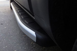 Боковые пороги Alyans для Mazda CX-9 2011- (Can-Otomotive, MASX9.ALYANS.47.0012)