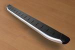 Боковые пороги Alyans для Mitsubishi Outlander 2006- (Can-Otomotive, MIOL.ALYANS.47.2049)