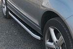 Боковые пороги Alyans для Audi Q5 2008- (Can-Otomotive, AUQ5.ALYANS.47.0025)