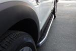 Боковые пороги Alyans для Chevrolet Captiva 2006- (Can-Otomotive, CECA.ALYANS.47.0091)