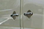 Хром накладки дверных ручек Mercedes Sprinter W906 2006- (Omsa-Prime, 4724041)