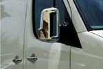 Хром накладки на зеркала Mercedes Sprinter W906 2006- (Omsa-Prime, 4724111)