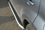 Боковые пороги Alyans для Suzuki Grand Vitara 2006- (Can-Otomotive, SUGV.ALYANS.47.3207)