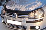 Дефлектор капота VW Golf V 2004- (EGR, SG4825DS)