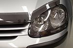 Защита фар VW Golf V 2004- (EGR, 4825CF)
