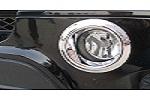 Хромированная окантовка противотуманных фар для BMW X5 (E70) 2010-2014 (Kindle, X5-L11)