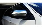 Хром накладки на зеркала для BMW X5 (E70) 2010-2014 (Kindle, X5-C13)