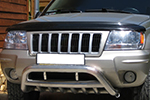 Дефлектор капота Jeep Grand Cherokee 2001- (EGR, 5041)