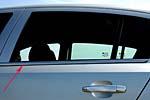 Накладки на двери (верхние) для Opel Astra H (Omsa Prime, 520203141)