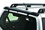 Дефлектор заднего стекла Nissan Pathfinder 2005- (EGR, 527151)