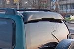 Дефлектор заднего стекла Suzuki Grand Vitara 1998- (EGR, 538051)