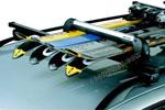 Крепление для лыж и сноубордов Mont Blanc 538-S McKinley для 4-х пар лыж или двух сноубордов, 58см (729171)
