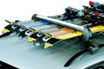 Крепление для лыж и сноубордов Mont Blanc 539-C Evesest для 6-ти пар лыж или 4-х сноубордов, 78см (729181)