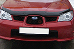 Дефлектор капота Subaru Impreza 2006- (EGR, SG5618DS)