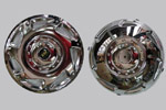 Колпаки на диски (хром) для Mercedes Sprinter W906 2006- (Omsa-Prime, 647679654654)