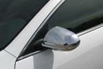 Накладки зеркал Mazda 6 2008- хром (MAZ6514)
