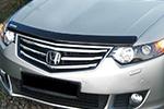 Дефлектор капота для Honda Accord 2008- (EGR, SG6532DSL)