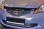 Дефлектор капота Honda Jazz 2009- (EGR, SG6533DSL)