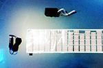 """Эквалайзер на заднее стекла """"Бирюзовый"""" 70x16 см. (FORCAR, 7016)"""