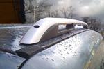 Рейлинги алюминиевые Crown для Fiat Doblo 2001-2009 (Can-Otomotive, FIDO.73.0630)