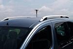 Рейлинги алюминиевые Crown для Citroen Berlingo III 2008- (Can-Otomotive, CIBE.73.0432)