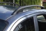 Рейлинги алюминиевые Crown Black для Volkswagen Amarok 2011- (Can-Otomotive, VWAM.73.1021)