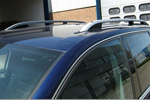 Рейлинги алюминиевые Crown для Volkswagen Touareg 2007- (Can-Otomotive, VWTU.73.3890)