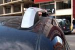 Рейлинги алюминиевые Crown для Dacia Sandero 2008- (Can-Otomotive, DASA.73.9008)