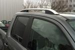 Рейлинги алюминиевые Crown для Volkswagen Amarok 2011- (Can-Otomotive, VWAM.75.1019)