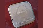 Хром накладка на лючек бензобака Nissan Qashqai (NISQ751)