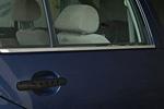 Нижние молдинги стекол для Volkswagen Jetta 2011- (Omsa Prime, 7540141)