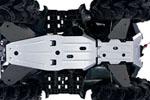Защита рамы центр. часть Bombardier Out 400-800 06-09 (WARN, 78610)