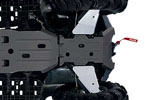 Защита передних рычагов Bombardier Out 400-800 06-08 (WARN, 78786)
