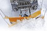 Снегоуборочный отвал Cyclone 1,37 (WARN, 80954)