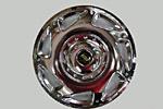 Колпаки на диски (хром) для Mercedes Sprinter W906 2006- (Omsa-Prime, 8796745563468)