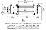 Лебедка электрическая TABOR by WARN 10k (WARN, 88395)