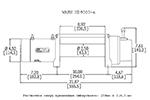 Лебедка электрическая WARN XD9000-s (WARN, 88550)