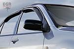 Дефлектор окон Mitsubishi Lancer 2003- (EGR, 92460026B)