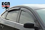 Дефлектор окон Ford Mondeo 2007- (EGR, 92431032B)