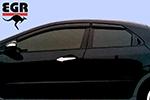 Дефлектор окон Honda Civic 5DR 2006- (EGR, 92434018B)