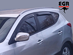 Дефлектор окон Hyundai IX35 2010- (EGR, 92435022B)
