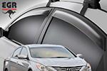 Дефлектор окон Hyundai Sonata 2010- (EGR, 92435023B)