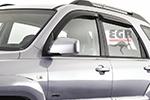Дефлектор окон Kia Sportage 2005- (EGR, 92441006B)