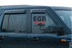 Дефлектор окон Land Rover Discovery 2004- (EGR, 92446009B)