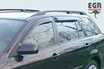Дефлектор окон Mazda 6 wg 2002- (EGR, 92450017B)