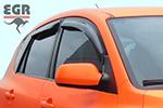 Дефлектор окон Mazda 3 hb 2003- (EGR, 92450018B)