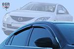 Дефлектор окон Mazda 6 sd 2008- (EGR, 92450025B)