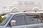 Дефлектор окон Mitsubishi Pajero Sport 2000- (EGR, 92460020B)