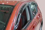 Дефлектор окон Nissan Qashqai 2007- (EGR, 92463031B)