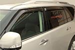 Дефлектор окон Nissan Patrol 2010- (EGR, 92463039B)